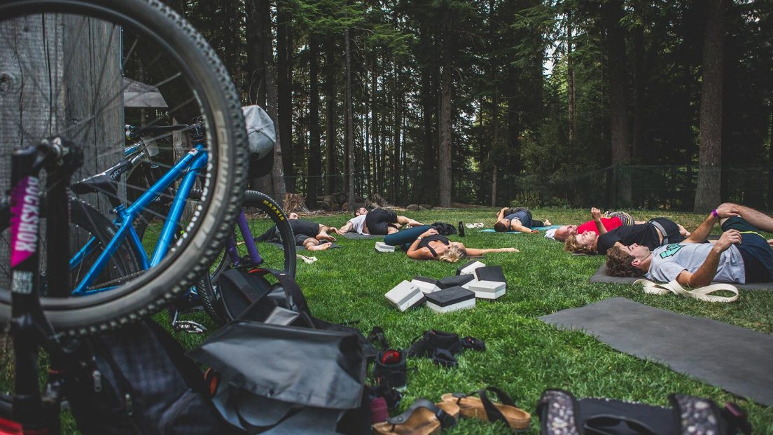 Yoga For Mountain Bikers