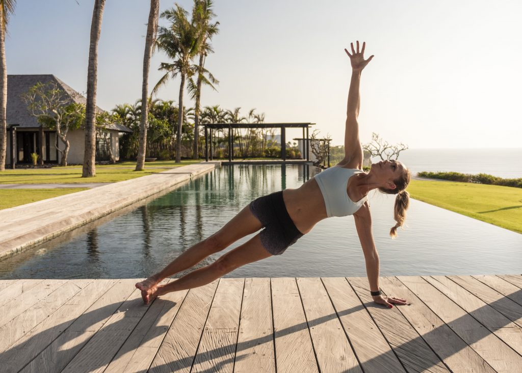 Side Plank (Vasisthasana)