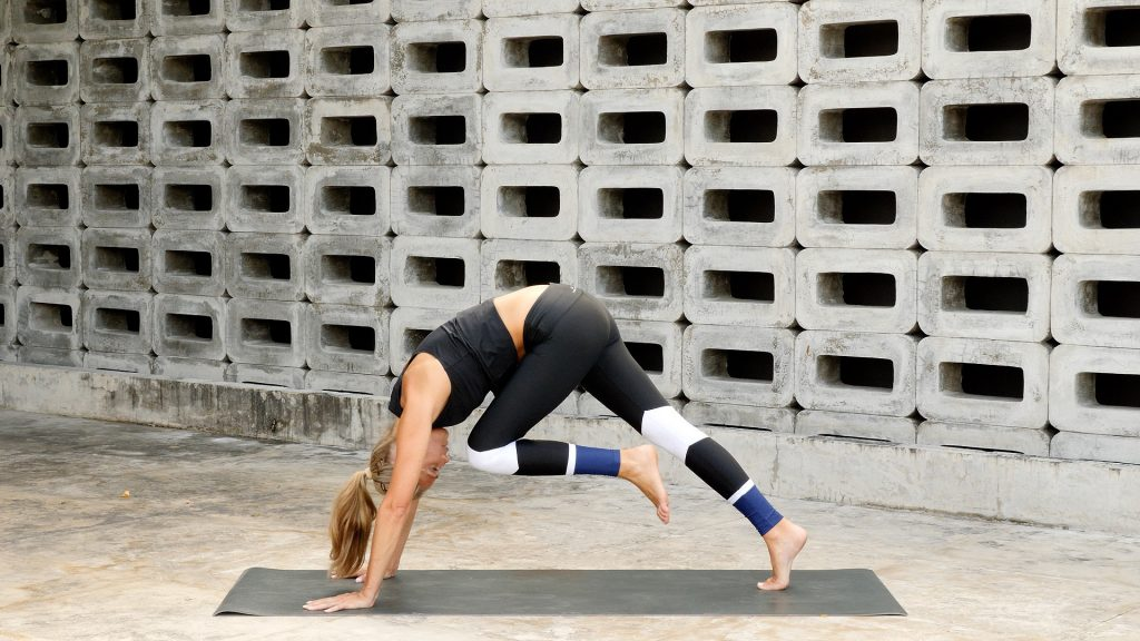 Spider Planks—Core Strength